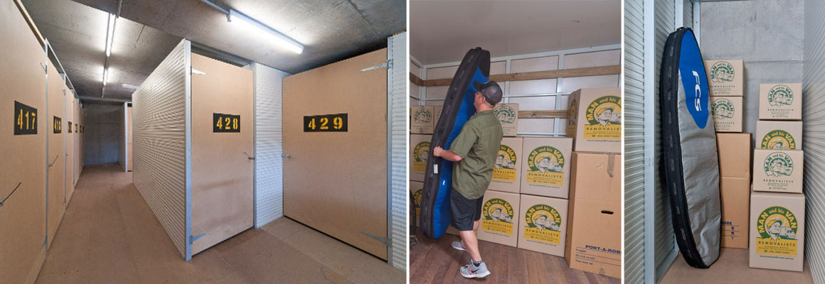 storage northern beaches