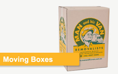 buy moving boxes northern beaches